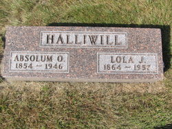 Lola Jean <i>Chambers</i> Halliwill