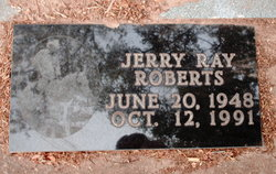Jerry Ray Roberts
