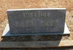 Laura D. <i>Couch- Siler</i> McBride