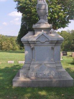 Jane <i>Cummins</i> Buchanan