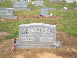 Ellen E <i>Barnette</i> Jones
