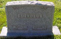 Eliza Ann <i>Bushart</i> Burrous