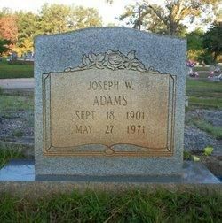 Joseph W Adams