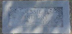 Jessie <i>Hamilton</i> Anthony