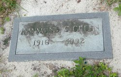 Raymond C Green