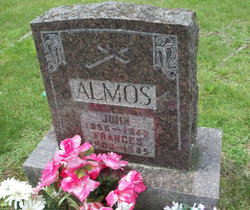 John Edward Almos