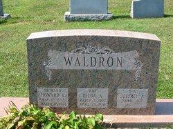 Hilda Ann <i>Smith</i> Waldron