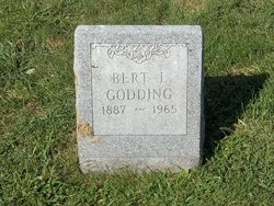 Bert Lincoln Godding