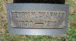 Henry M Chapman