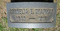 Cornelia E Chapman