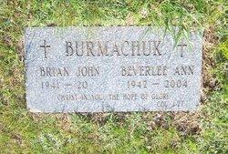 Beverlee A Burmachuk