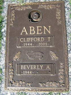 Clifford Thomas Cliff Aben