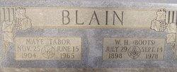 Maye Tabor Blain