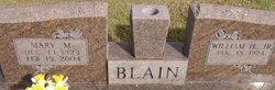 Mary Pearl <i>McCain</i> Blain