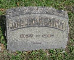 Jane <i>Judson</i> Knight