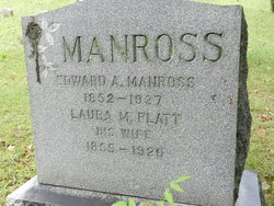 Laura M <i>Platt</i> Manross