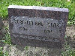 Cornelia <i>Ball</i> Glab