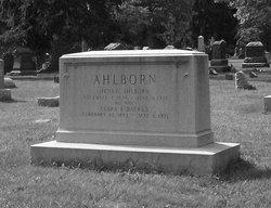 Clara <i>Backus</i> Ahlborn