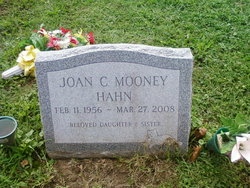 Joan Carrie <i>Hahn</i> Mooney