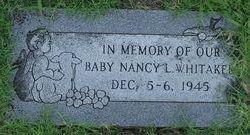 Nancy L. Whitaker