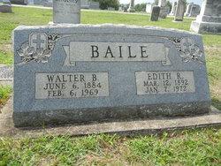 Edith Romaine <i>Stultz</i> Baile