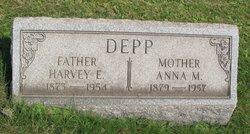 Harvey E Depp