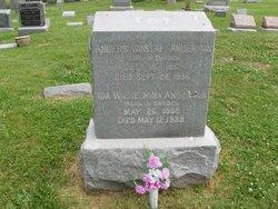 Ida Wihelmina <i>Peterson</i> Anderson