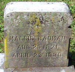 Maggie <i>Lightcap</i> Badman
