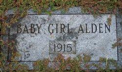 Baby Girl Alden