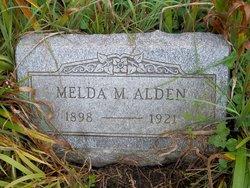 Melda Marie <i>Mong</i> Alden