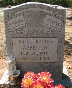 Lillian <i>Ragusa</i> Abbenda