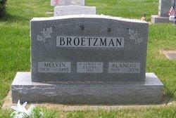 Blanche <i>Thielke</i> Broetzman