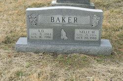 A D Baker