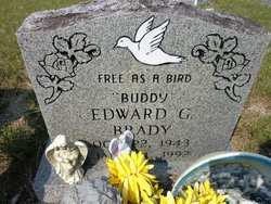 Edward G Buddy Brady
