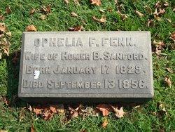 Ophelia F. <i>Fenn</i> Sanford