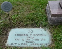 PFC Edward F. Borell