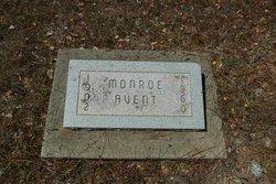 Monroe Elza Avent