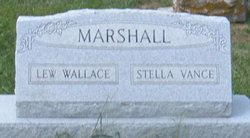 Lew Wallace Marshall