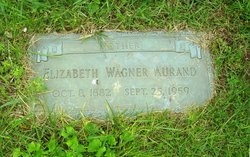 Elizabeth <i>Wagner</i> Aurand