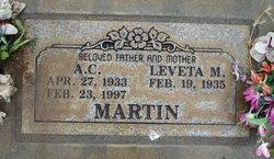 A. C. Martin