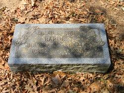 Susan E. <i>Stone</i> Barnett