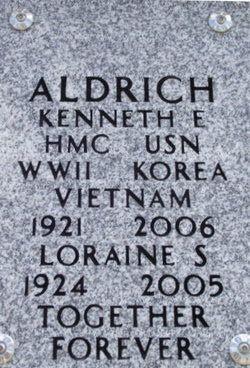 Kenneth Edward Aldrich