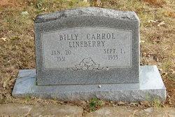 Billy Carrol Lineberry
