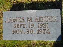 James Murray Adcox