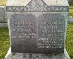 William Washington Adams