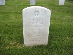 Afton Arthur Davis