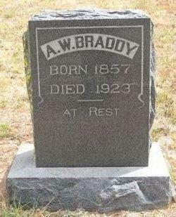 A W Braddy