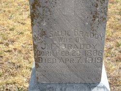 Mrs Sallie Braddy