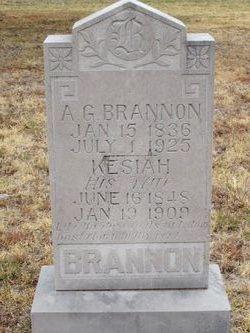 Kesiah Bulla <i>Laswell</i> Brannon