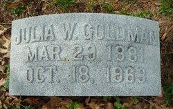 Julia <i>Watelsky</i> Goldman